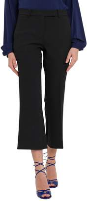 MICHAEL Michael Kors Cropped Falred Trousers