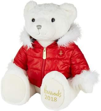 Harrods Oliver Christmas Bear 2018 (51cm)