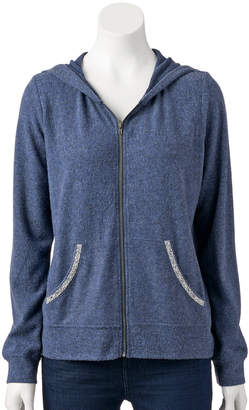 Juicy Couture Women's Embellished Hoodie