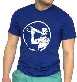 Blade + Blue Provincetown 'On the Lookout' Sailor Tee