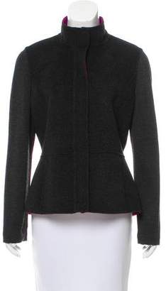 St. John Angora & Wool-Blend Sweater
