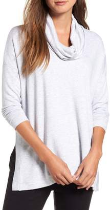 Lou & Grey Hi-Side Signaturesoft Cowl Tunic
