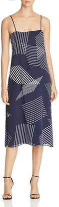 DKNY Embroidered Slip Dress $248 thestylecure.com