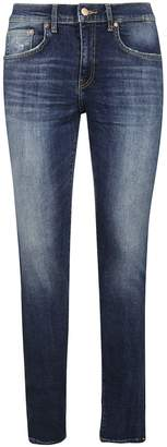 Brian Dales Washed Effect Jeans