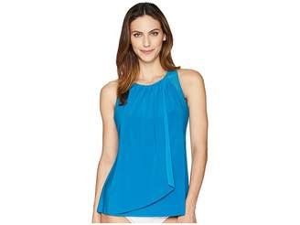 Miraclesuit Solid Mariella DD Cup Top