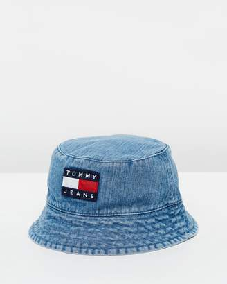 Tommy Jeans 90s Sailing Denim Bucket Hat