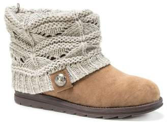 Muk Luks Patti Rugged Sole Boot