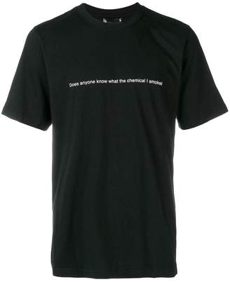 Perks And Mini Pam comment print T-shirt