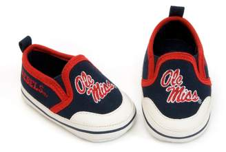 NCAA Kohl's Ole Miss Rebels Crib Shoes - Baby