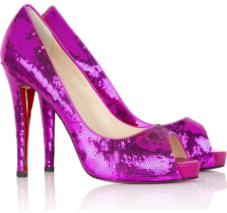 Christian Louboutin Very Prive pumps