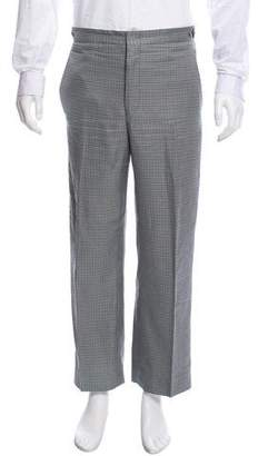 Marc Jacobs Woven Flat Front Pants