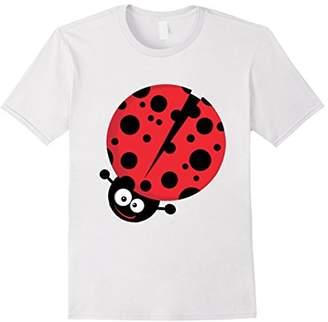 Cute as a Bug Lady Bug T-shirt or Sleep Shirt