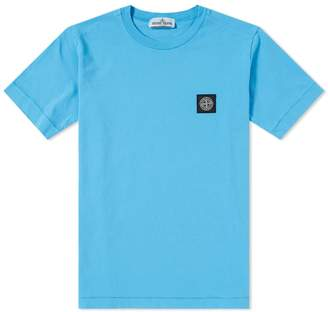 Stone Island Junior Patch Logo Tee