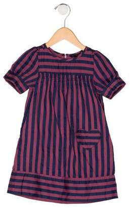 Little Marc Jacobs Girls' Stripe Dress