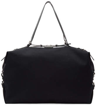 Saint Laurent Black Large ID Duffle Bag