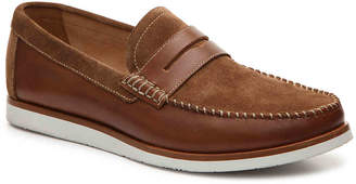 Aston Grey Scadicci Penny Loafer - Men's