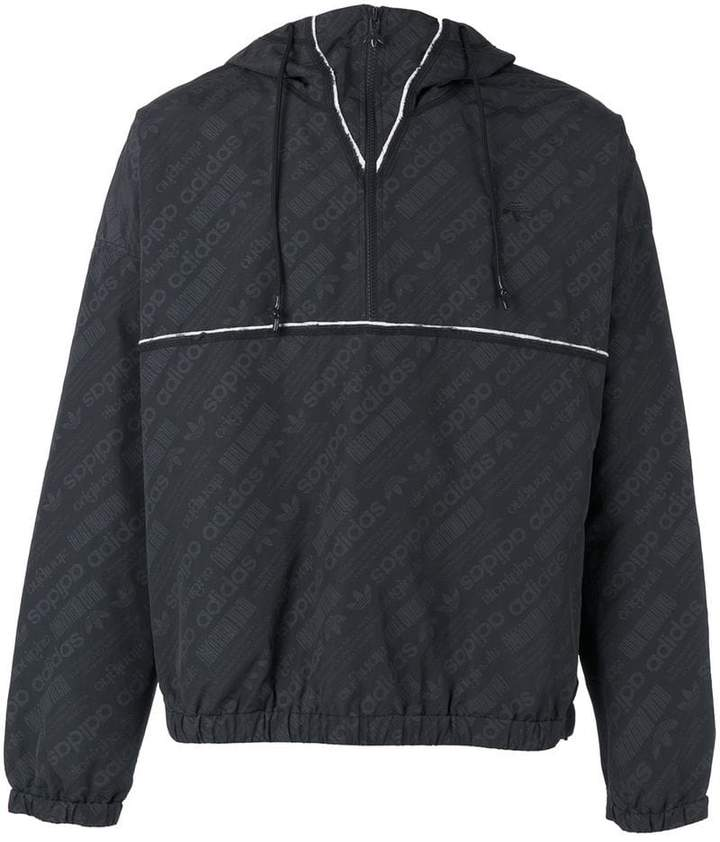 Adidas Originals By Alexander Wang Windbreaker zum Überziehen