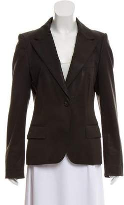 Gucci Structured Wool Blazer