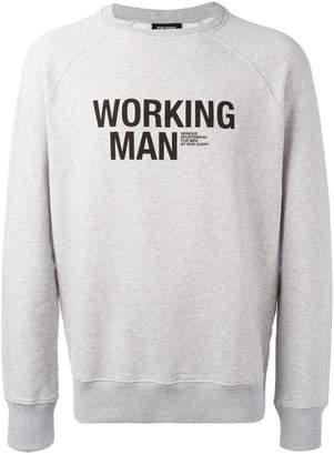 Ron Dorff Working Man sweatshirt