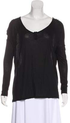 Thomas Wylde Knit Long Sleeve T-Shirt
