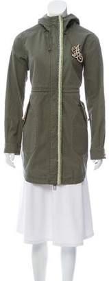 Sylvie Alessandra Chamonix Military Jacket w/ Tags
