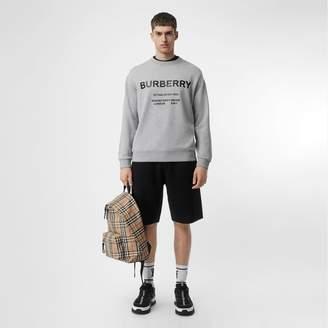 Burberry Horseferry Print Cotton Sweatshirt