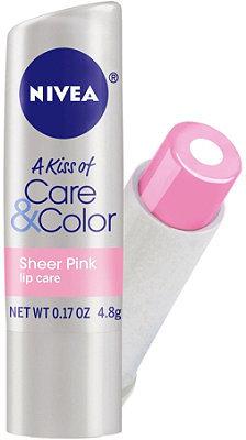Nivea Kiss OfCare & Color Sheer