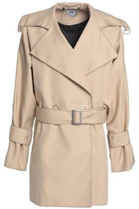 Opening Ceremony Belted Woven Jacket