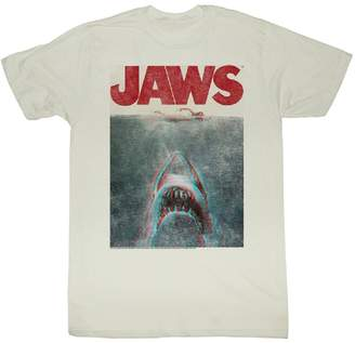 American Classics Jaws In Terrifying 3D Adult T-Shirt Tee