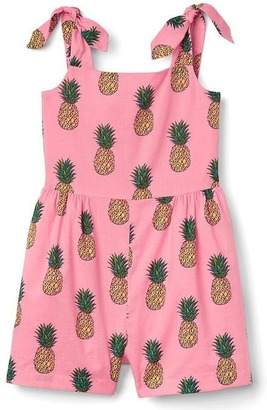 Pineapple bow romper $29.95 thestylecure.com