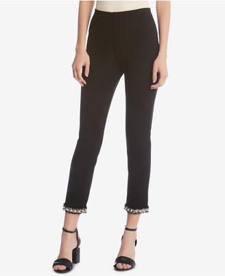 Karen Kane Embellished Skinny Pants