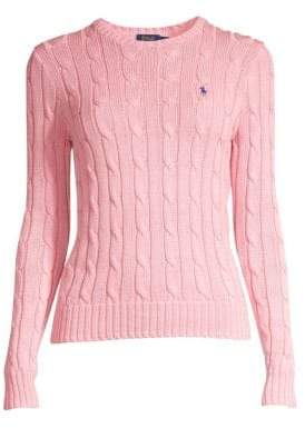 Polo Ralph Lauren Julianna Cotton Sweater