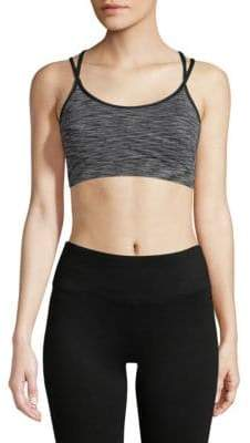 Reebok Space-Dye Sports Bra