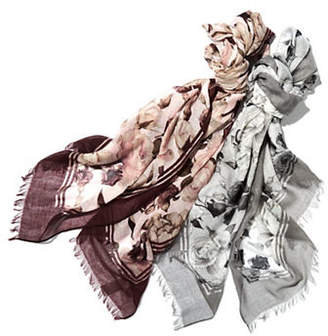 HBC HUDSON'S BAY COMPANY Breast Cancer Research Foundation Scarf