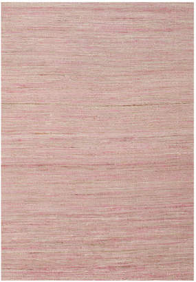 Scandinavian Network Pink Paradis Pure Hemp Rug