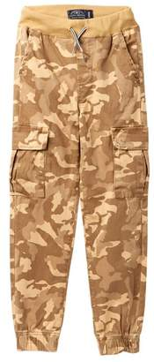 Lucky Brand Camo Cargo Jogger Pants (Big Boys)