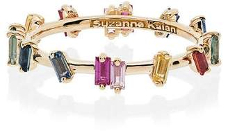 Suzanne Kalan Rainbow Diamond Barb Band