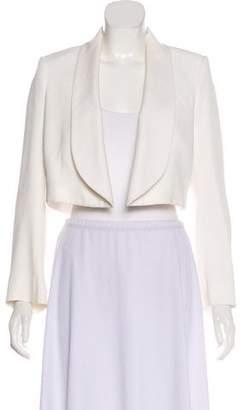 Chloé Long Sleeve Open Front Blazer