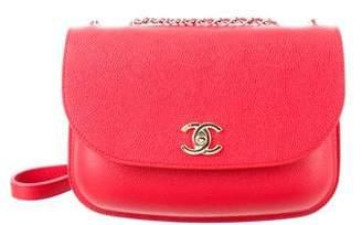 Chanel 2017 Caviar Messenger Bag w/ Tags