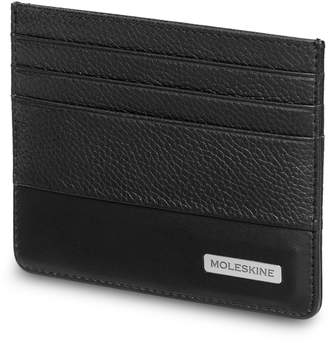 Moleskine Match Leather Card Case