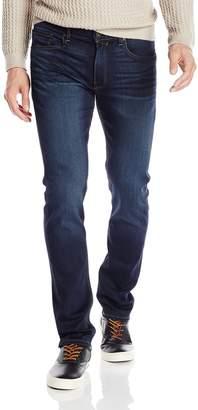 Paige Men's Lennox True Skinny Fit in Ribgy