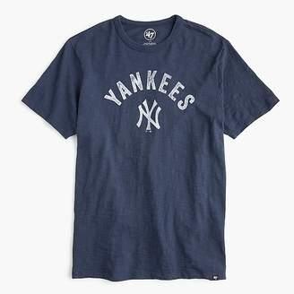 J.Crew '47 Brand New York Yankees short-sleeve T-shirt