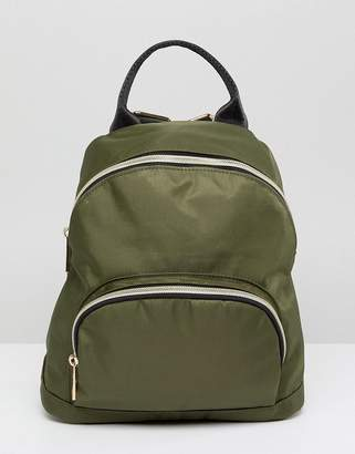 Qupid Backpack With Front Pocket