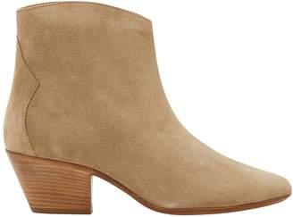 Isabel Marant Dacken heeled booties