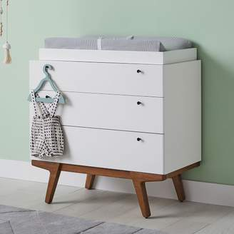 west elm Modern 3-Drawer Changing Table
