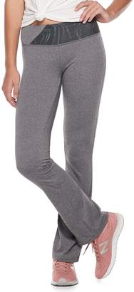 So Juniors' SO High Rise Spliced Waistband Skinny Boot Pants
