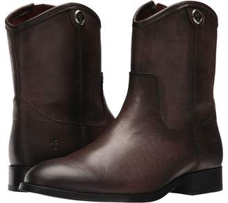 Frye Melissa Button Short 2 Women's Pull-on Boots