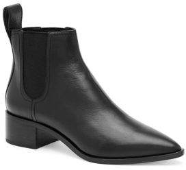 Loeffler Randall Nellie Tumbled Leather Chelsea Boots