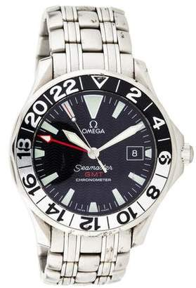 Omega Seamaster 300M GMT Watch