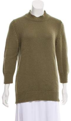 Barneys New York Barney's New York Cashmere Turtleneck Sweater